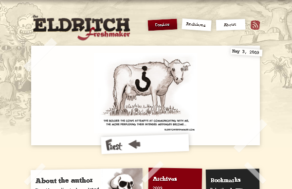 The Eldritch Freshmaker 2.0
